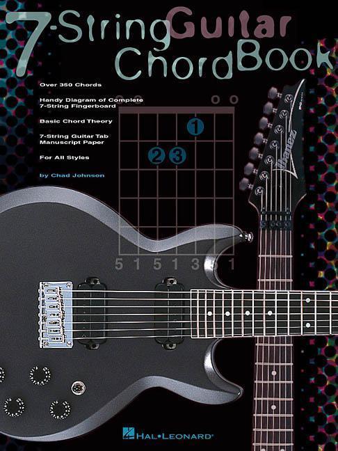 7-String Guitar Chord Book als Taschenbuch