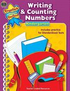 Writing & Counting Numbers Grade K