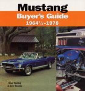 Mustang 1964-1/2 - 1978 Buyer's Guide als Taschenbuch