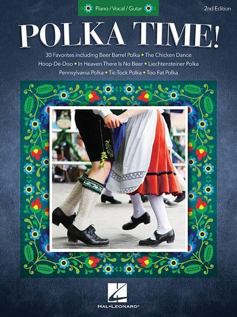 Polka Time! als Taschenbuch