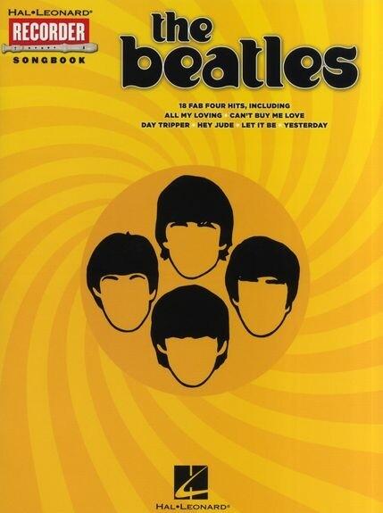 The Beatles: Hal Leonard Recorder Songbook als Taschenbuch