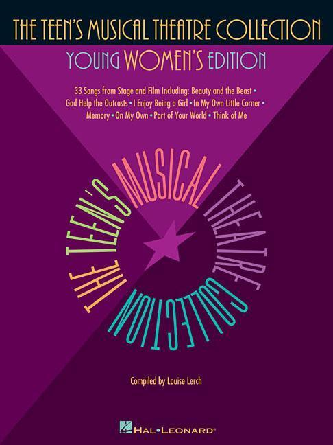 The Teen's Musical Theatre Collection: Young Women's Edition als Taschenbuch