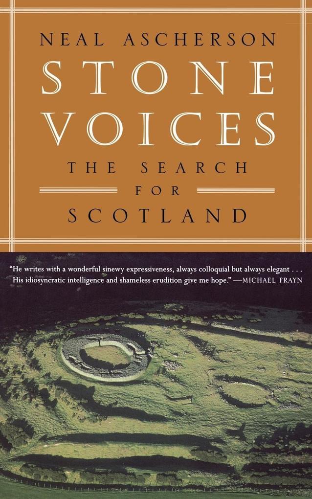 Stone Voices: The Search for Scotland als Taschenbuch