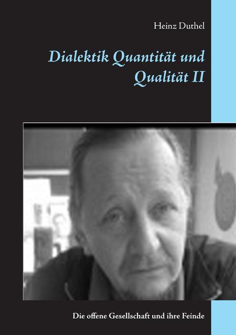 Dialektik Quantität und Qualität II als Buch