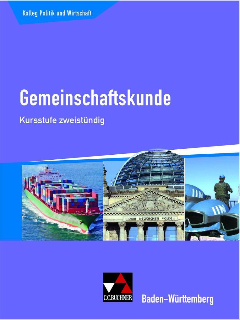 Gemeinschaftskunde Baden-Württemberg Kursstufe ...