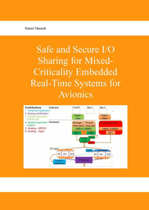 Safe and Secure I/O Sharing for Mixed-Criticali...