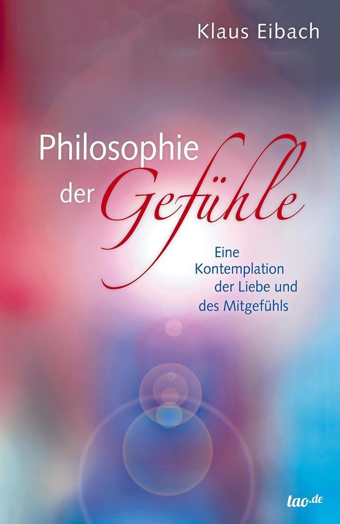 Philosophie der Gefühle als eBook Download von ...