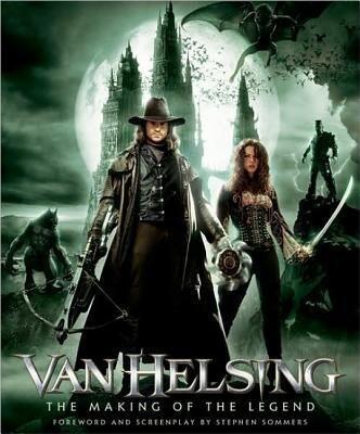 Van Helsing: The Making of the Legend als Taschenbuch