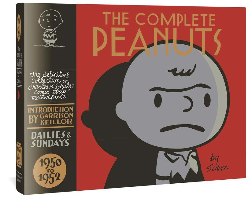 The Complete Peanuts 1950-1952 als Buch
