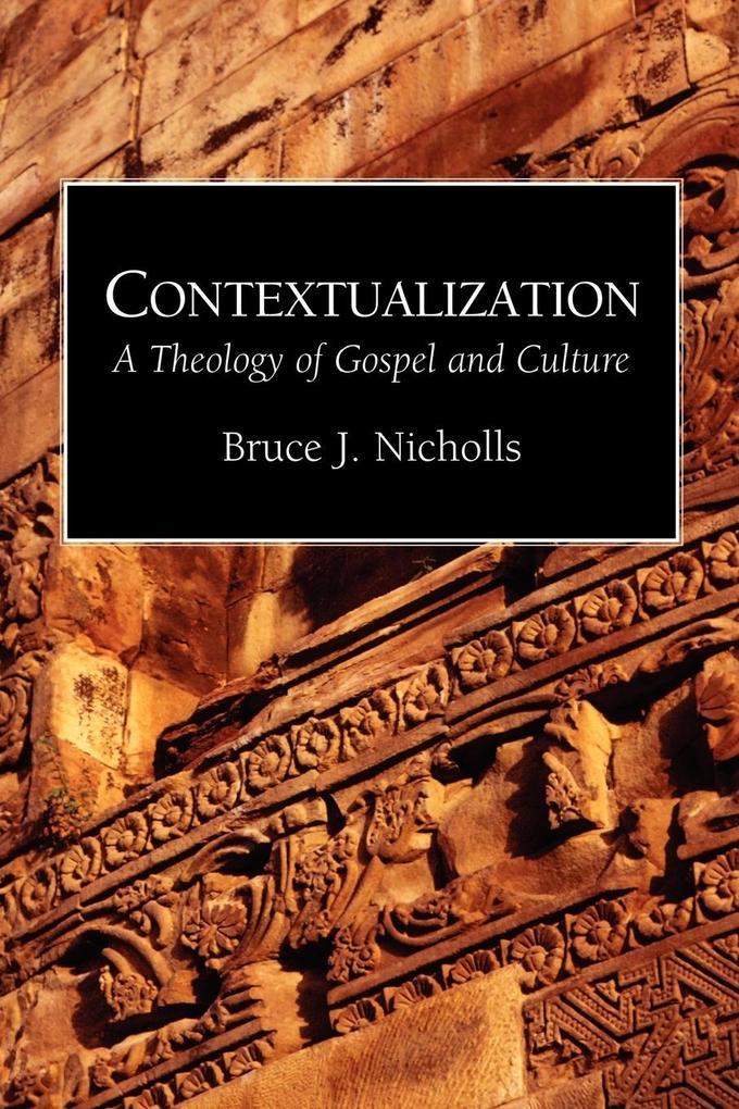 Contextualization als Buch (kartoniert)