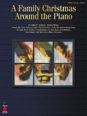 A Family Christmas Around the Piano als Taschenbuch
