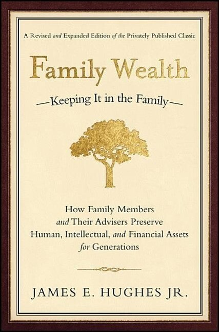 Family Wealth: Keeping It in the Family--How Family Members and Their Advisers Preserve Human, Intellectual, and Financial Assets for als Buch