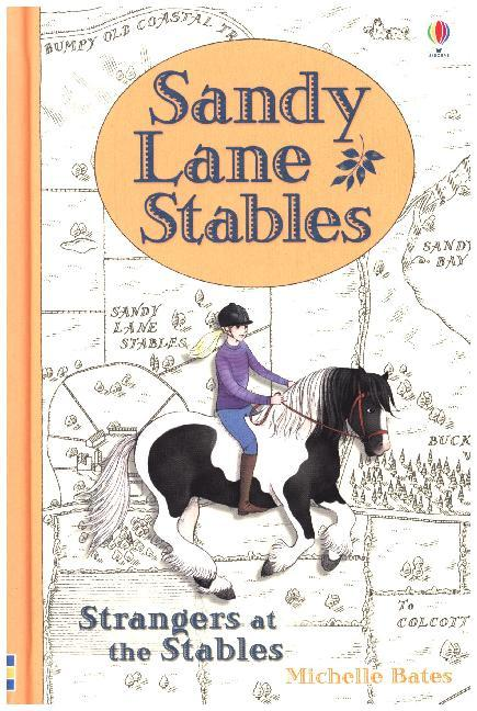 Sandy Lane Stables - Strangers at The Stables a...