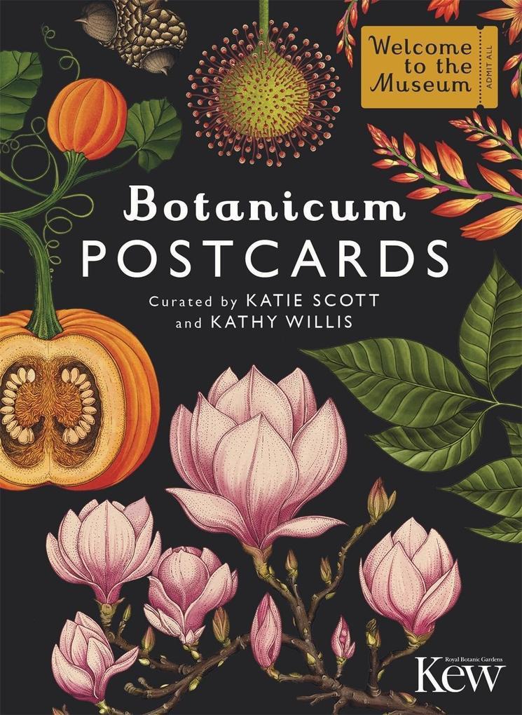 Botanicum Postcards als Sonstiger Artikel