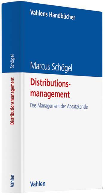 Distributionsmanagement als Buch