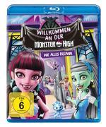 Monster High - Willkommen an der Monster High - Blu-ray