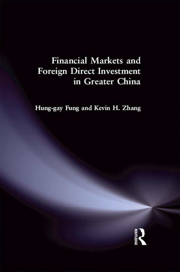 Financial Markets and Foreign Direct Investment...
