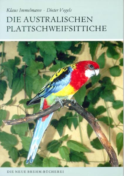 Die australischen Plattschweifsittiche als Buch (kartoniert)