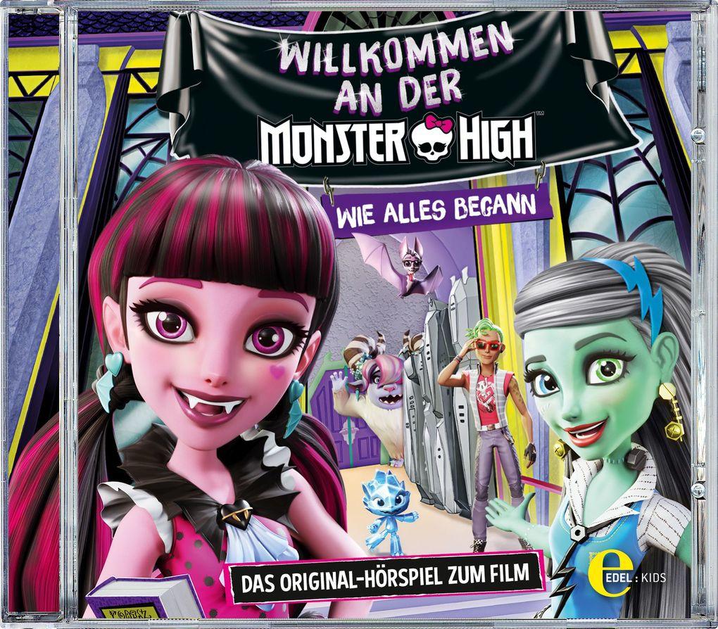 Monster High: Willkommen an der Monster High al...