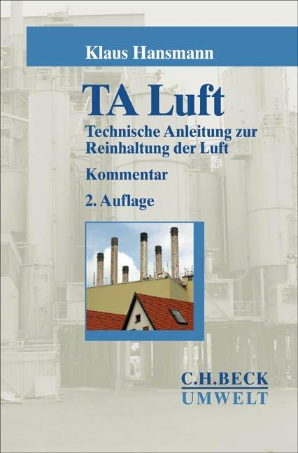 TA-Luft als Buch
