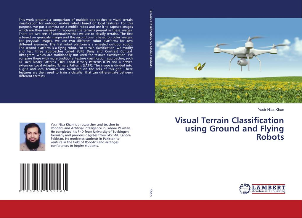 Visual Terrain Classification using Ground and ...