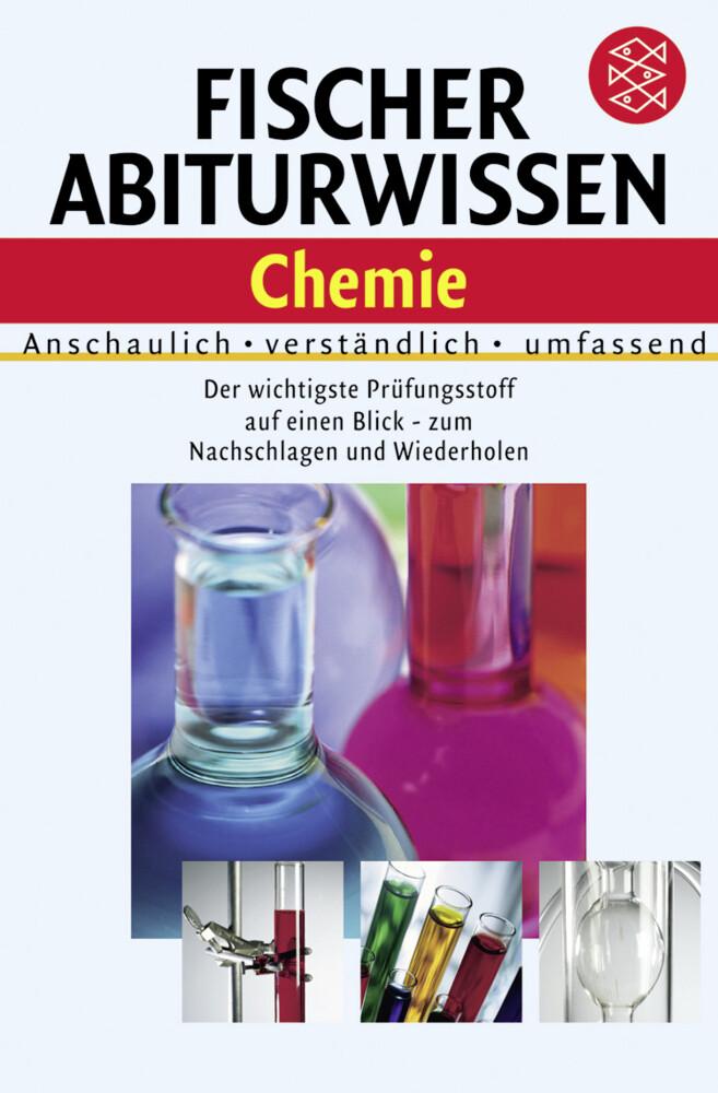 Fischer Abiturwissen - Chemie als Taschenbuch