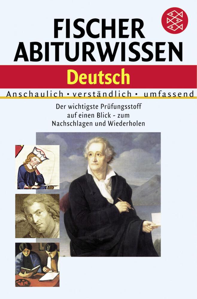 Fischer Abiturwissen - Deutsch als Taschenbuch