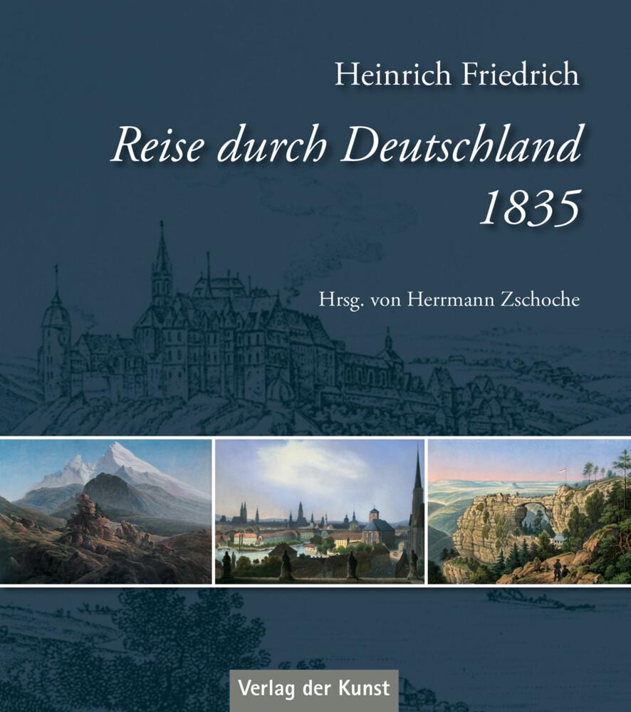 Reise durch Deutschland 1835 als Buch von Johan...