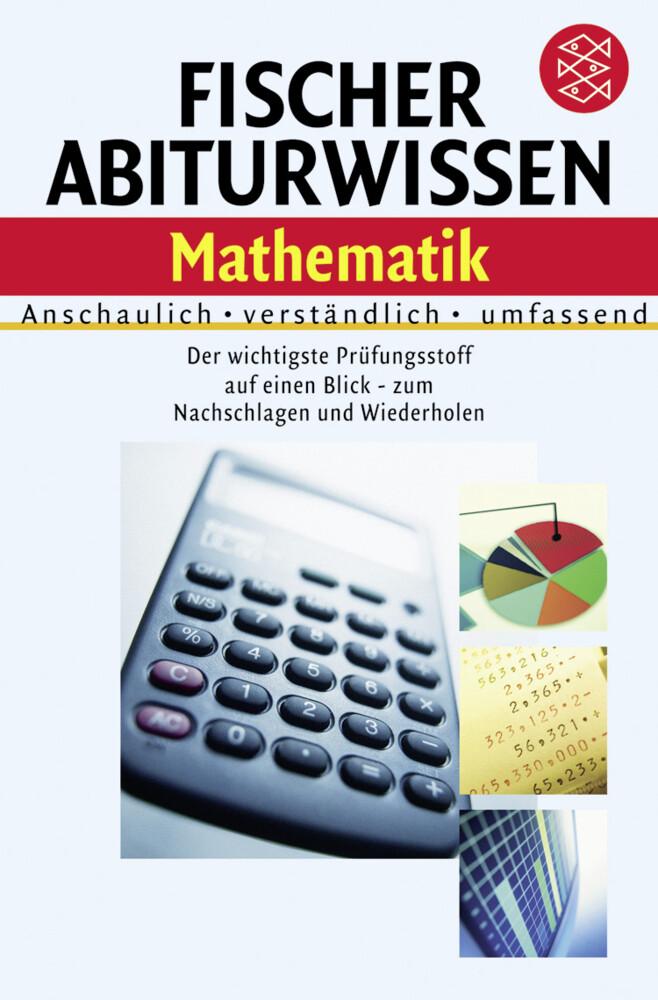 Fischer Abiturwissen - Mathematik als Taschenbuch