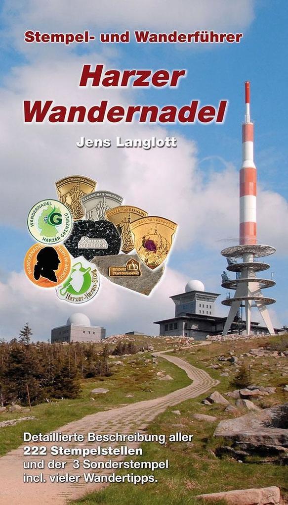 Harzer Wandernadel als Buch von Jens Langlott