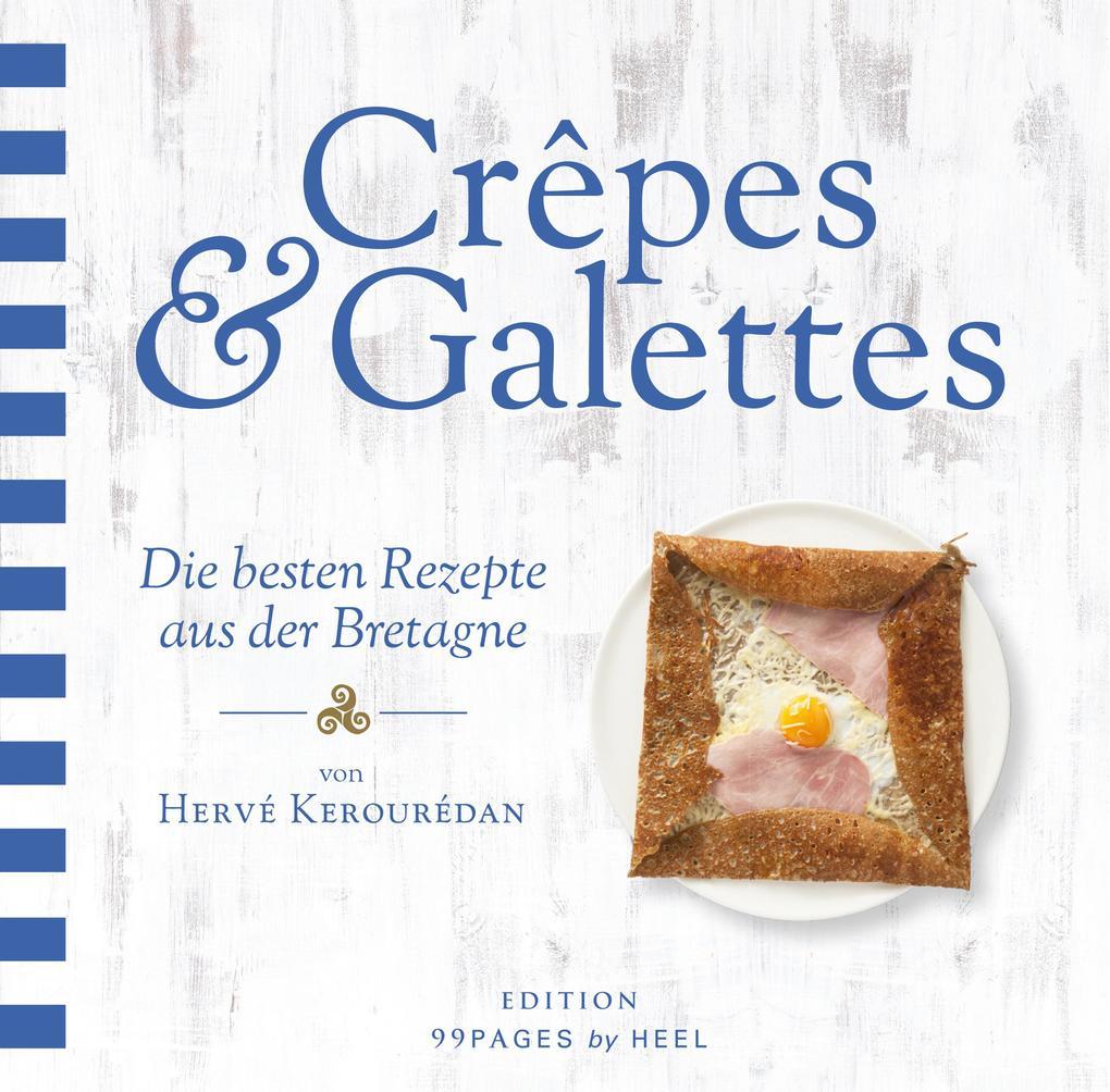 Crepes & Galettes als eBook