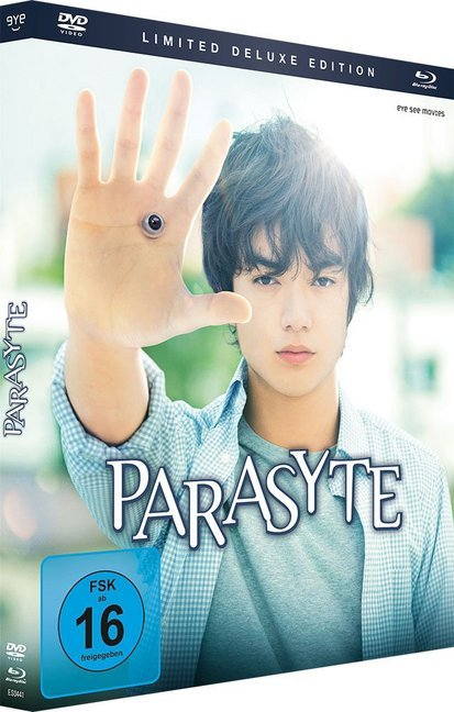 Parasyte Movie 1 - Limited Edition (DVD und Blu...