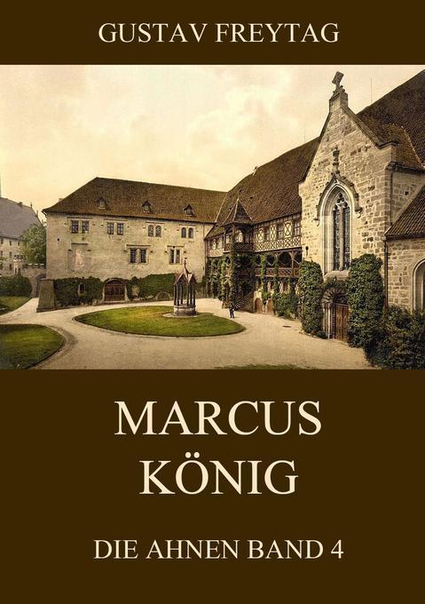 Marcus König als Buch