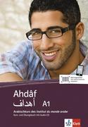 Ahdâf A1. Kurs- und Übungsbuch + Audio-CD
