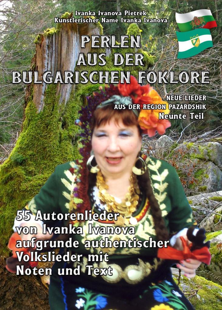 PERLEN AUS DER BULGARISCHEN FO LKLORE - Neunte Teil als eBook
