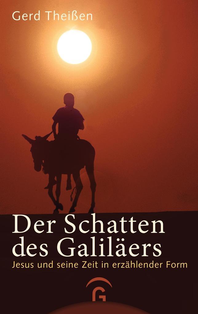 Der Schatten des Galiläers. Sonderausgabe als Buch