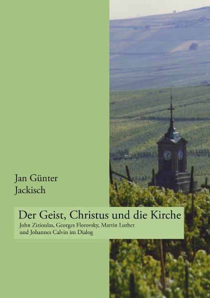 Der Geist, Christus und die Kirche als Buch