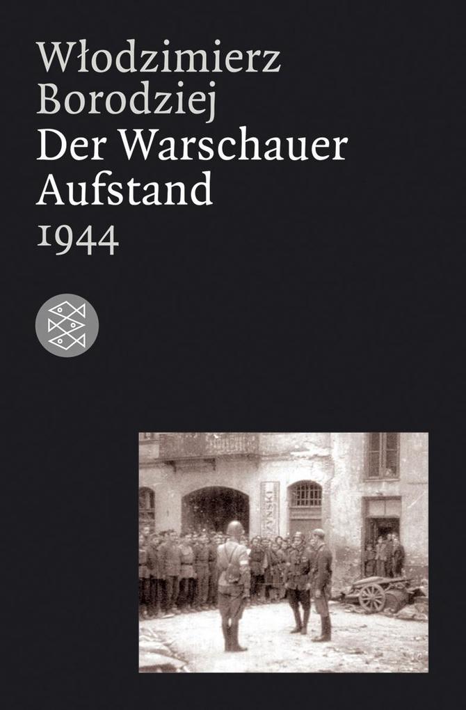 Der Warschauer Aufstand 1944 als Taschenbuch