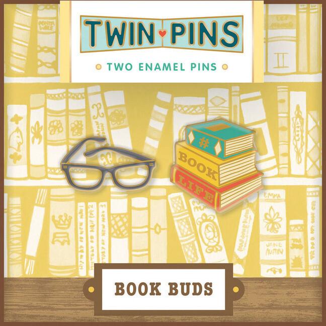 Pin Pals: Book Buds
