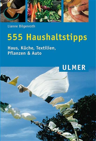 555 Haushaltstipps als Buch