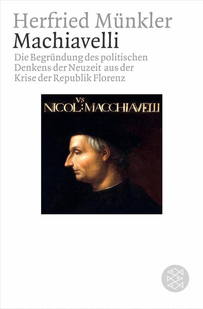 Machiavelli als Taschenbuch