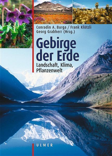 Gebirge der Erde als Buch