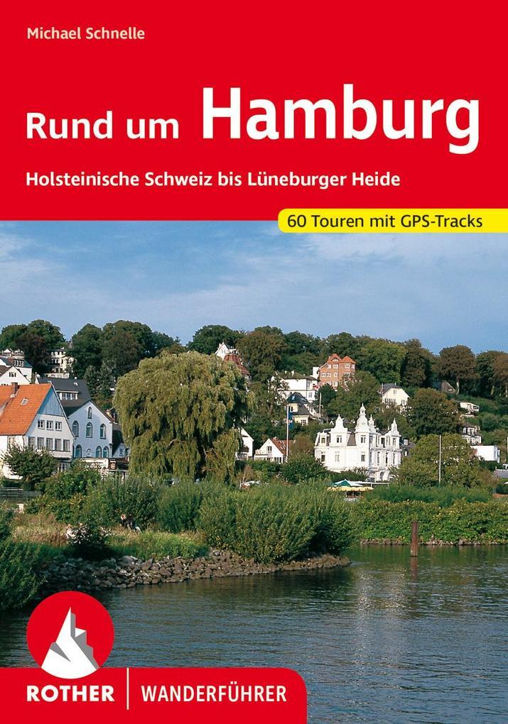 Rund um Hamburg als Buch