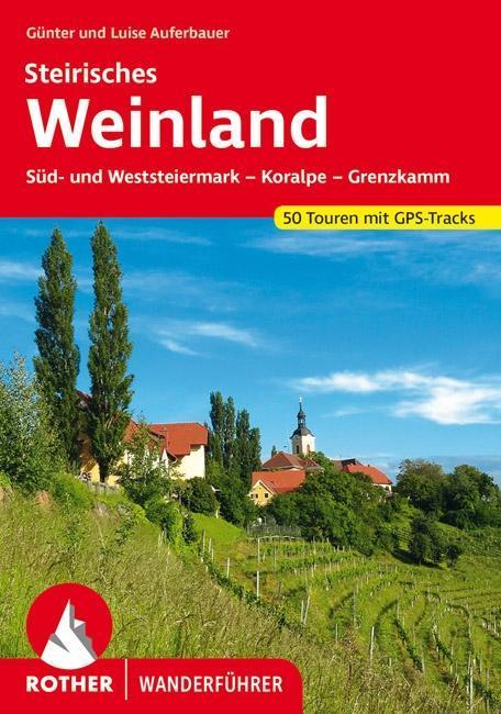 Steirisches Weinland als Buch