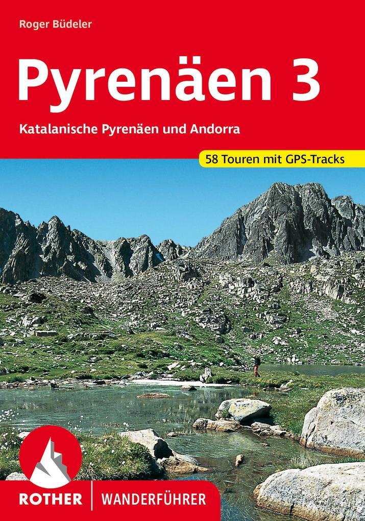 Pyrenäen 3 als Buch