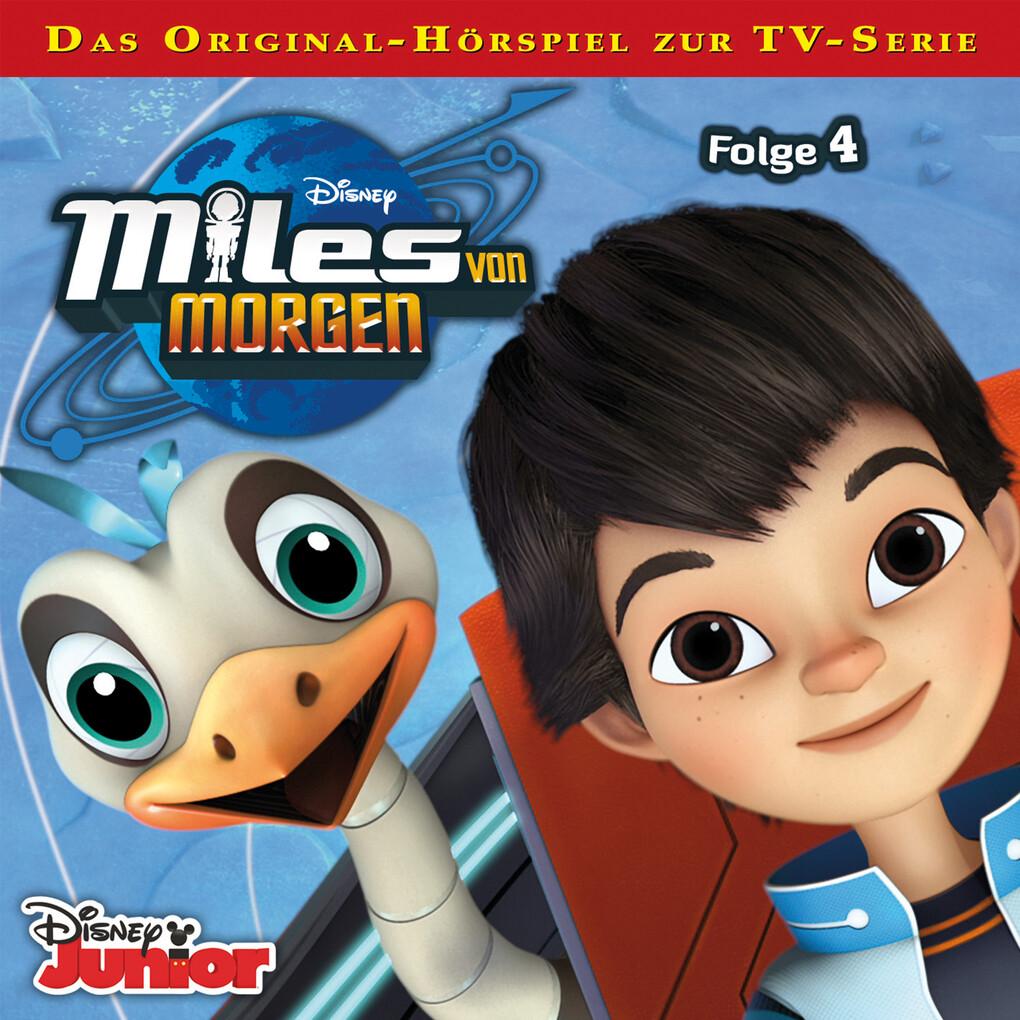 Disney - Miles von Morgen - Folge 4 als Hörbuch...