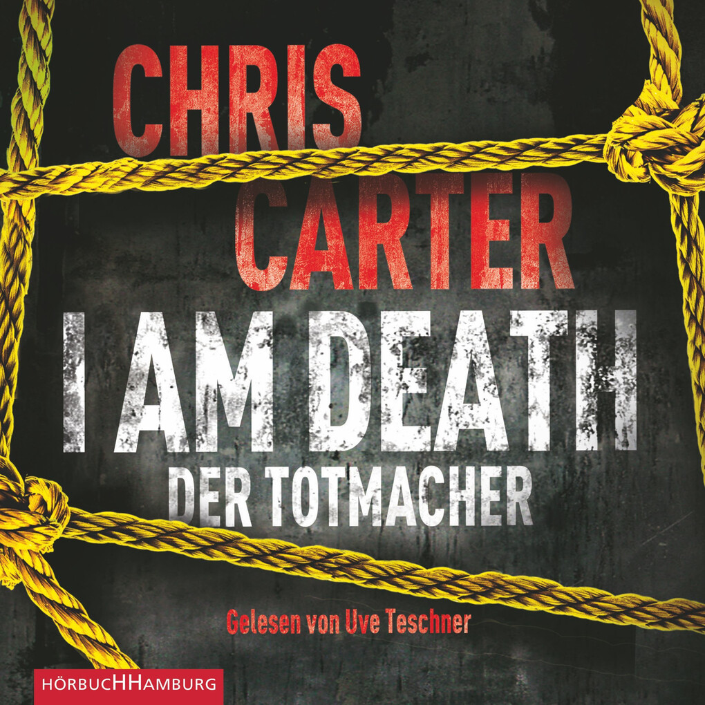 I Am Death. Der Totmacher als Hörbuch Download