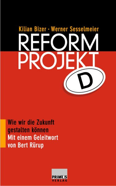 Reformprojekt D als Buch