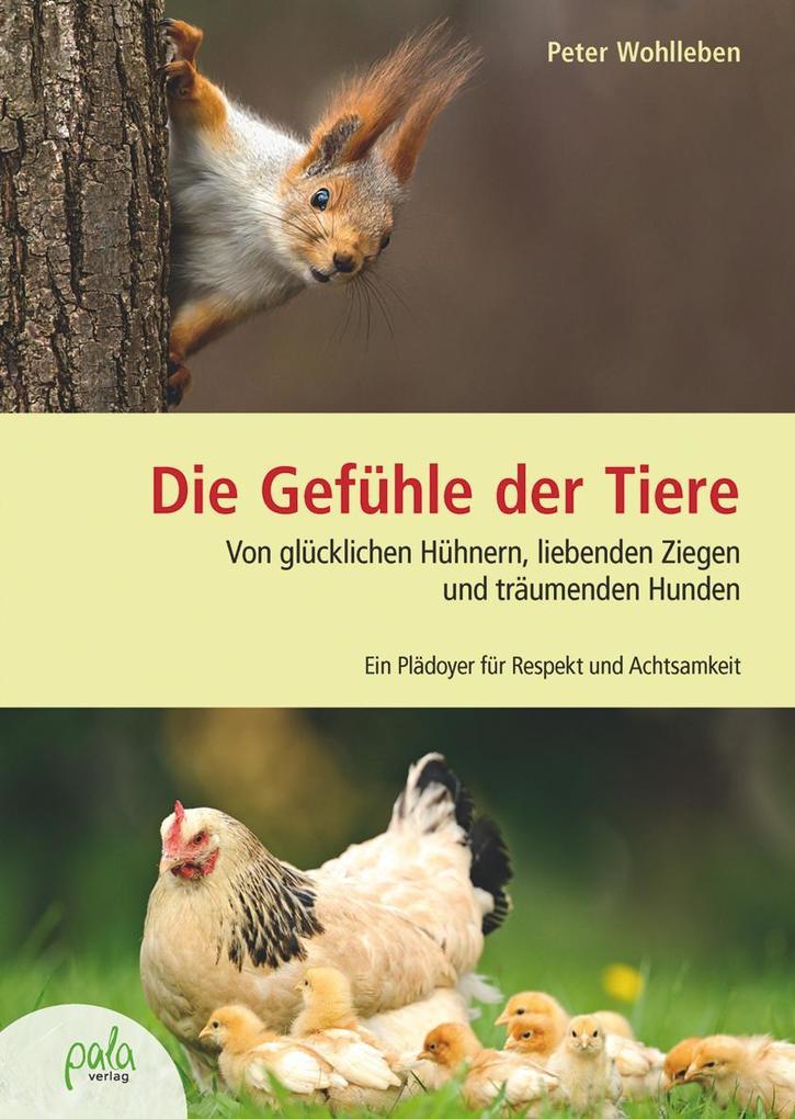 Die Gefühle der Tiere als Buch