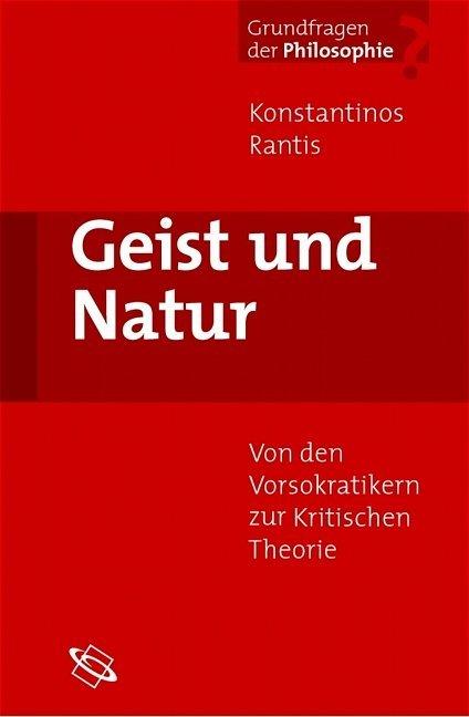Geist und Natur als Buch